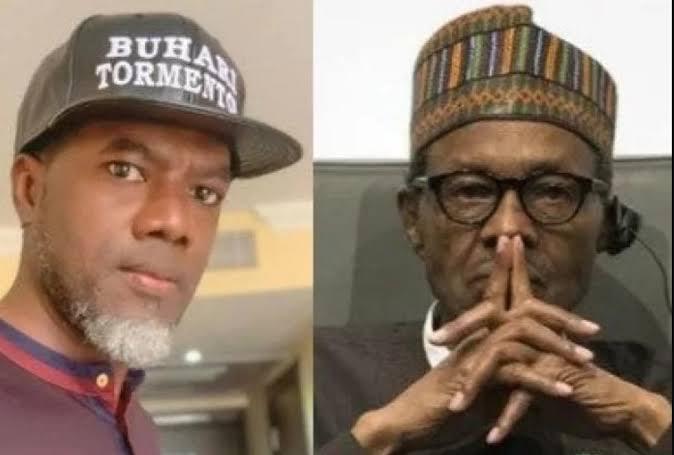 Reno Omokri Suspends His Protest Against President Buhari's Medical Trip In London 1