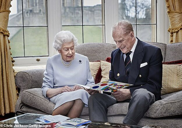 Revealed: How Queen Elizabeth is reacting to death of Prince Philip