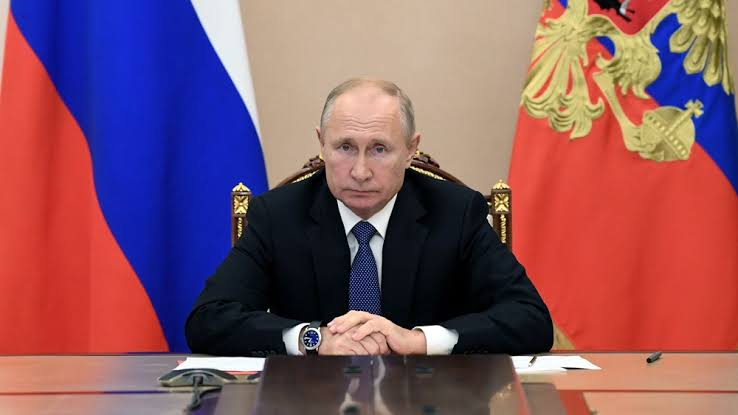 Russian President, Vladimir Putin Signs Law That Allows Him Stay In Power Until 2036 1