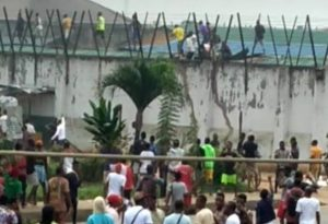 Security Forces Foil Another Jailbreak In Edo As Inmates Beat Guards