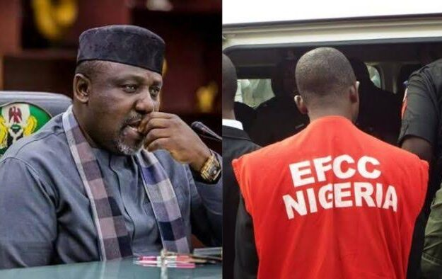 Senator Rochas Okorocha Spends Two Nights In EFCC Custody After He Failed To Secure Bail