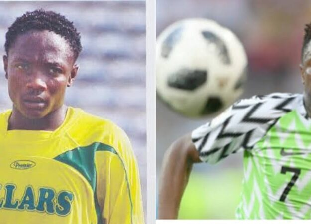 Super Eagles Captain, Ahmed Musa Rejoins Kano Pillars After 11 Years He Left The Club