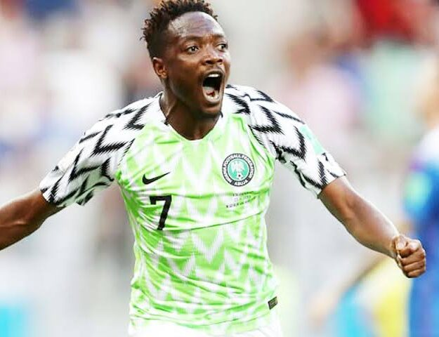 Super Eagles Captain, Ahmed Musa Set To Join Kano Pillars After Failing To Find Foreign Club