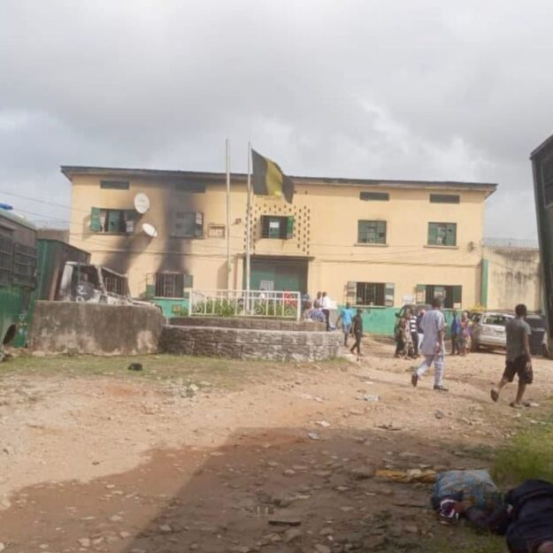 Suspected Criminals Freed As Gunmen Attack Another Police Station In Imo State