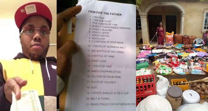 """""""They Paid Over N300k For My Sister's Bride Price, But My Mum Got Only N5k"""" - Man Laments 1"""