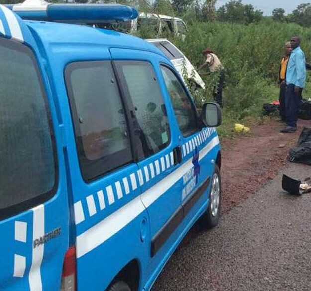 Three INEC Staff Dead, Others Injured In Road Accident