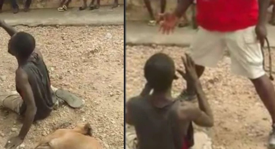 Town Chief Arrested For Killing A Young Man Who Allegedly Stole His Pregnant Goat 1