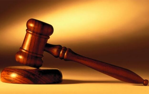 Trader in court for allegedly receiving stolen church drum