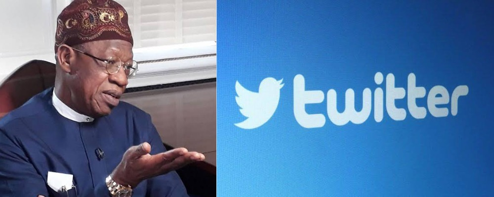 Twitter Chose Ghana Because Unpatriotic Citizens Demarketed Nigeria - Lai Mohammed 1