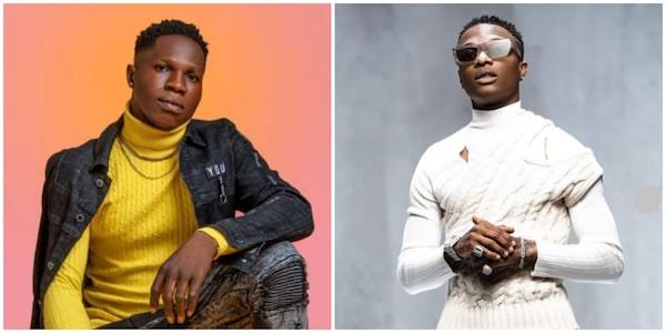 Upcoming Artiste, Wisekid Makes Millions Monthly For 'Cloning' WizKid's 'Made In Lagos' Album