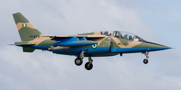 Air Force dismisses claim by Boko Haram that it shot down missing Alpha Jet