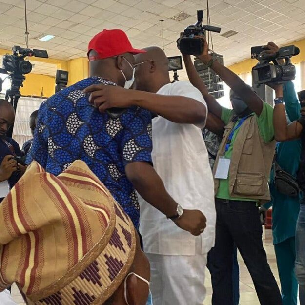 You are my leader, Fayose tells Makinde at PDP South-West zonal…