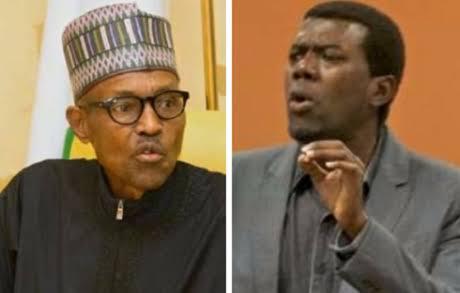 """You Ban Foreign Rice And Plan Foreign Healthcare"" – Reno Omokri Slams President Buhari"