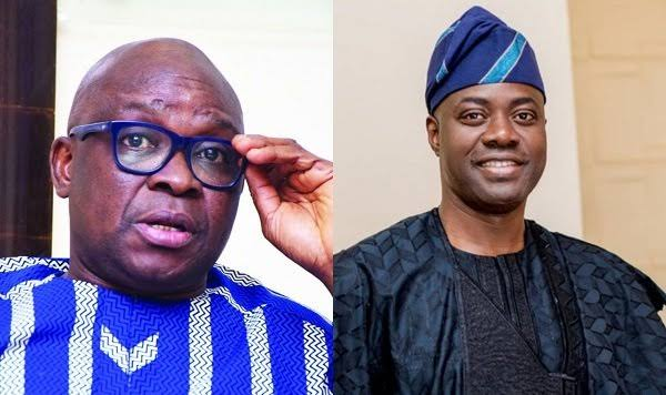 You're our leader… Fayose tells Makinde after months of feud
