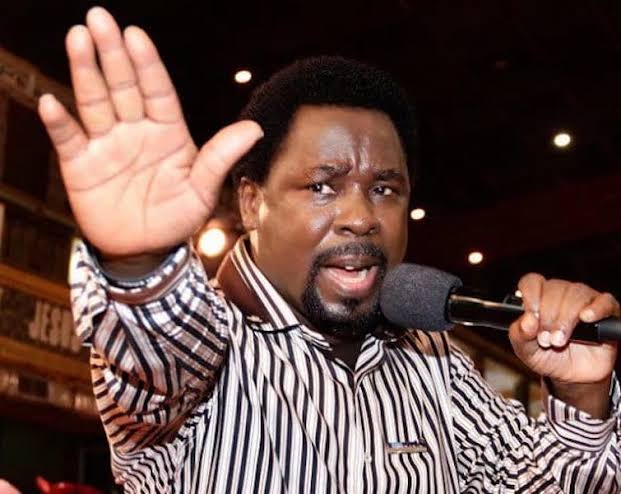 YouTube Suspends Prophet TB Joshua's Emmanuel TV, Facebook Takes Action Too