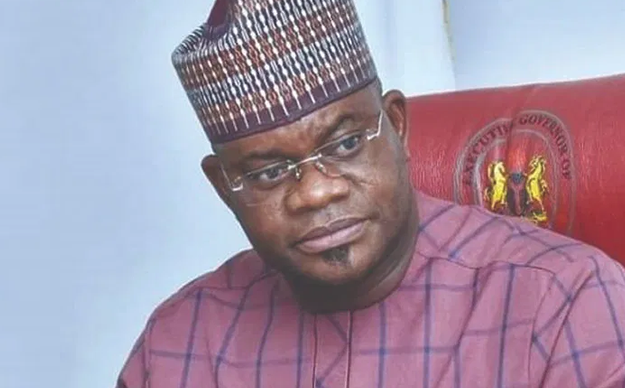 2023: Knocks as Yahaya Bello expresses desire to run for President
