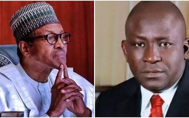 $65m Fraud: Presidency 'Denies' Ex-FMBN Boss As Buhari's Son-In-Law, PDP Demands Probe