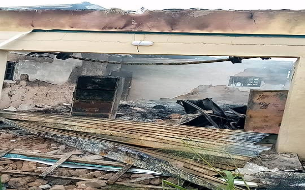 ABIA: INEC's worries about 2023 heightened as second LGA INEC office set ablaze