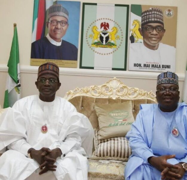 APC: Buni speaks on fighting Lawan over 2023 presidency
