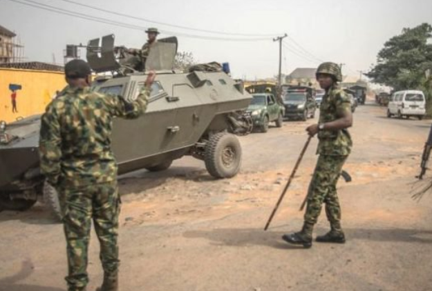 Army Arrest Suspected Terrorists In Kano