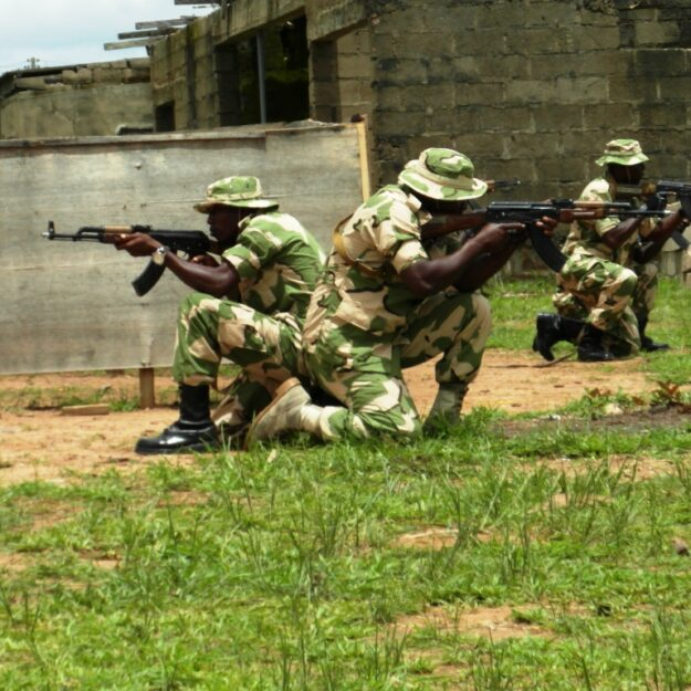 Army arrests 13 Boko Haram terrorists in Kano raid