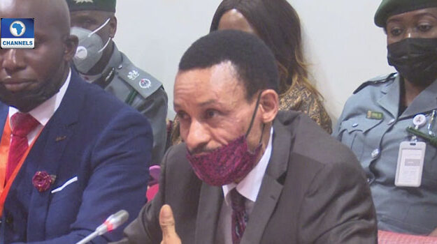 Assault: CCT Chairman appears before Senate Committee