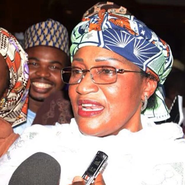 Atiku mourns ex-Minister of Women Affairs, Alhassan