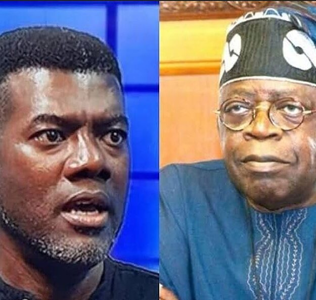 Bola Tinubu Is A Hypocrite For Asking Nigerians To Pray For Buhari – Reno Omokri