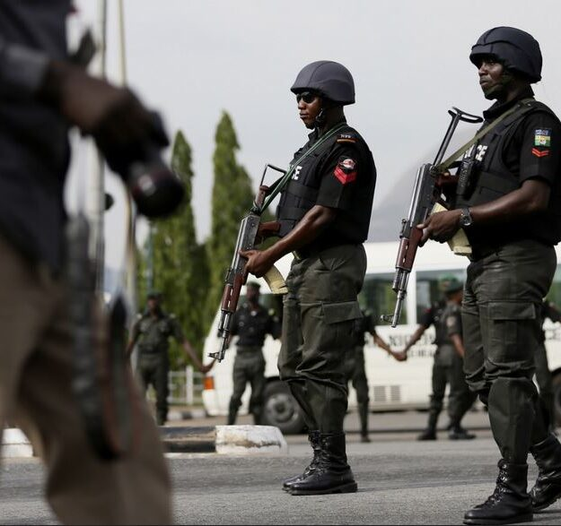 BREAKING: Again, Gunmen Raze Police Station, Kill Two Officers In Akwa Ibom