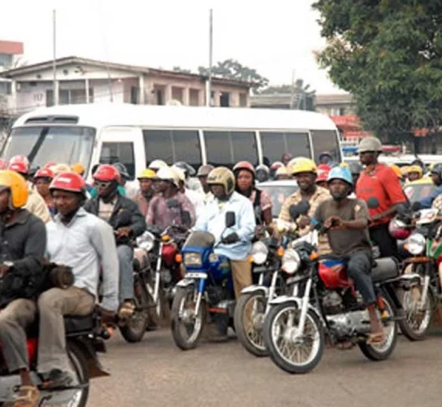 BREAKING: Okara Riders Protest Killing Of Colleagues In Abuja