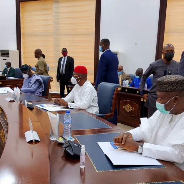 BREAKING: Southern governors resolves to ban open grazing