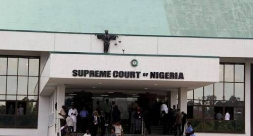 Breaking: Supreme Court upholds deregistration of 74 political parties by Nigeria's electoral