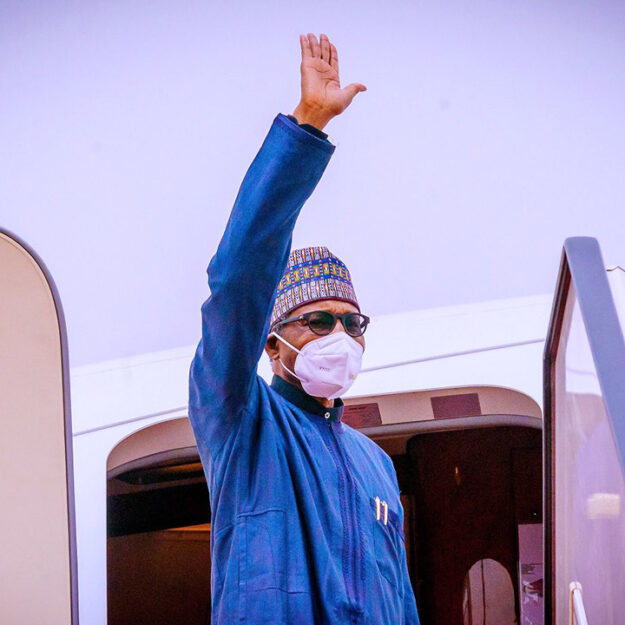 Buhari departs for Paris on Sunday