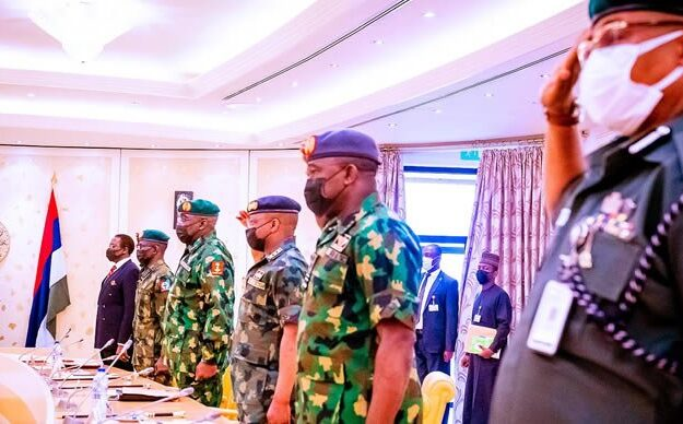 Buhari okays new security measures for South-East, South-South