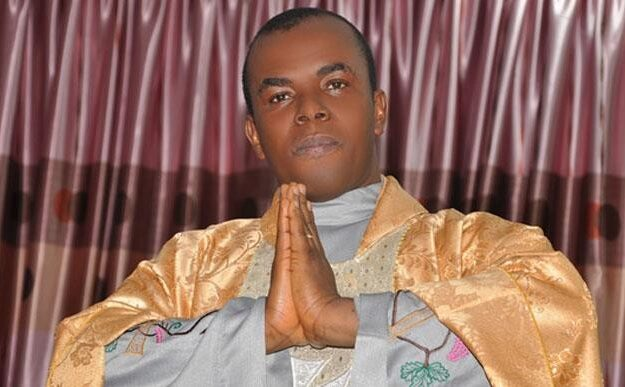 Catholic Church Suspends Father Mbaka For Criticizing President Buhari's Government