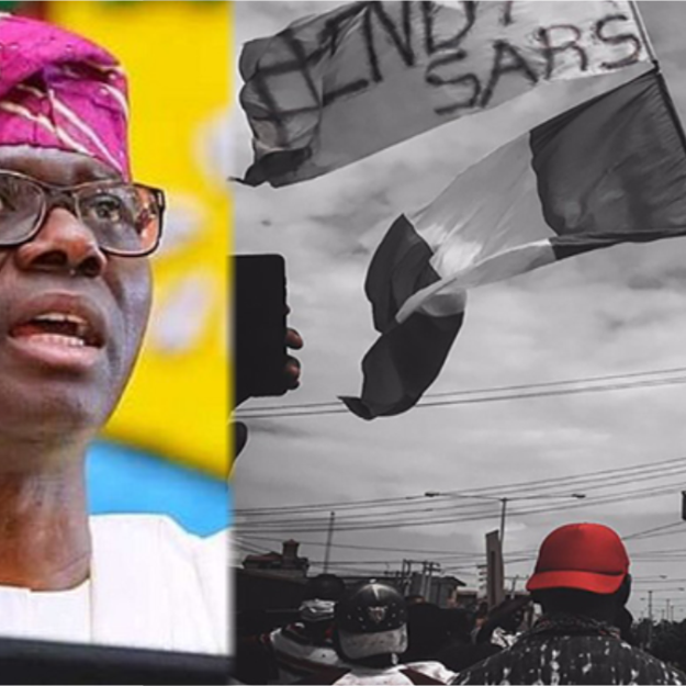 #EndSARS: We gave N940 million to Lagos businesses: Sanwo-Olu