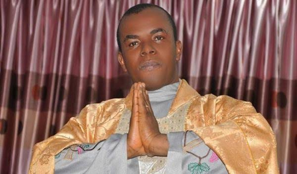 Father Mbaka Apologizes To Catholic Church Over His Recent Mistakes