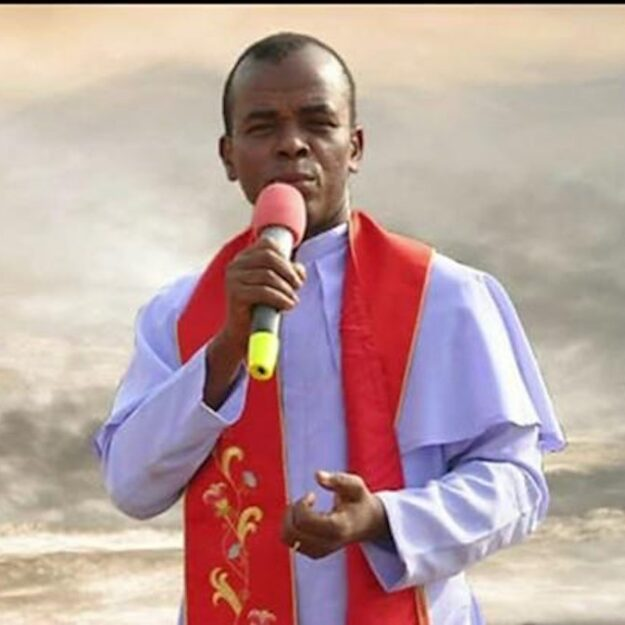 Fear As Father Mbaka Goes Missing