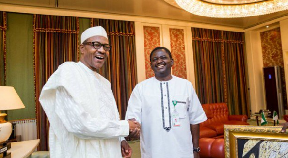 Femi Adesina deteriorates mentally in his new piece, blames witches, wizards for insecurity