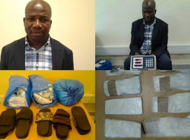 Former Lagos council boss Sakiru busted with cocaine, N145m seized