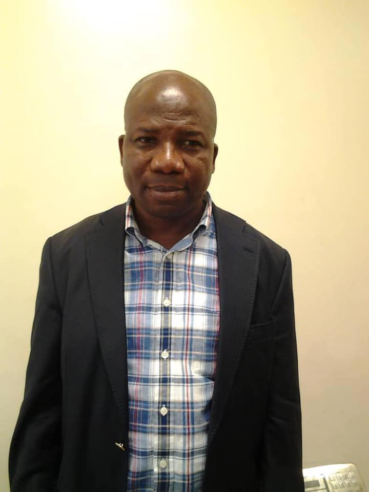 Former LG Vice Chairman Arrested With Cocaine Hidden In Pairs Of Slippers At Lagos Airport 1