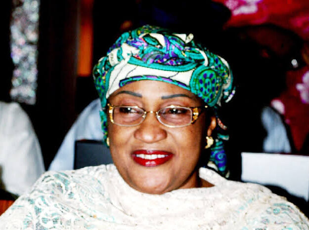 Former Minister Of Woman Affairs, Aisha Alhassan 'Mama Taraba' Dies At Hospital In Egypt