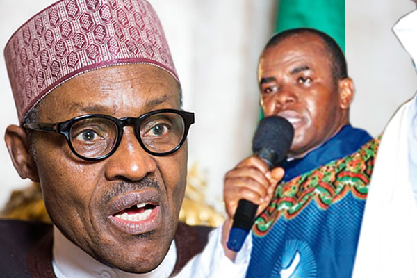 Fr Mbaka To Buhari: Speak Against Me And Anger Of Heaven Will Be Upon Your Government