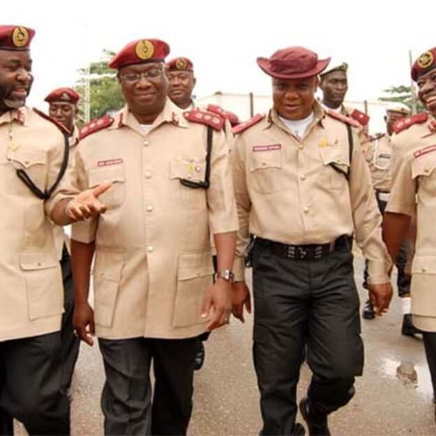 FRSC witnesses massive shake up as CORPS Marshal approves the redeployment of senior officers and others