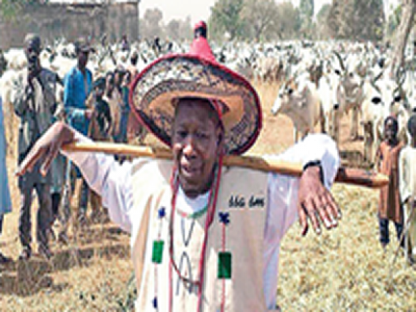 Ganduje tells Fulani herdsmen to relocate to Kano from South