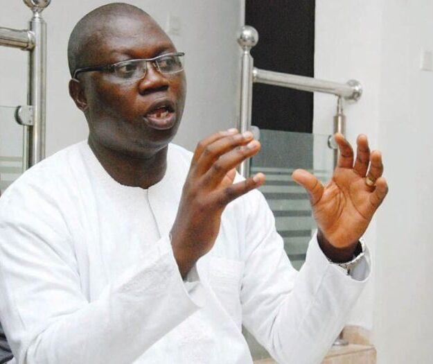"""God Will Not Forgive President Buhari If Nigeria Splits"" — Gani Adams"