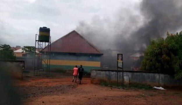 Gunmen hit Mike Okiro Police Station, Abia's third target in weeks