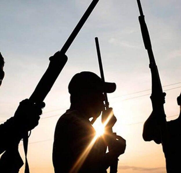 Gunmen kill another police officer as Buhari keeps mum