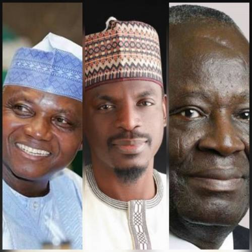 """He has not perfected his lying skills""—Nigerians mock Bashir Ahmad, Garba Shehu after"