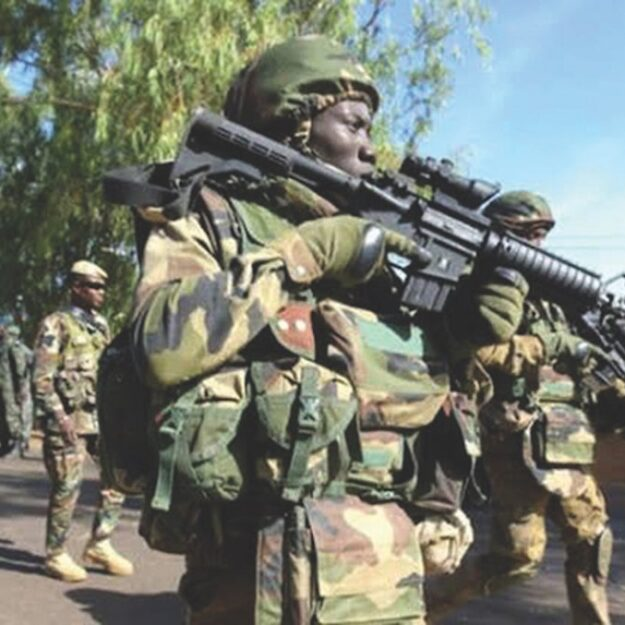 How security operatives foiled insurgents' attack on Maiduguri, by Army